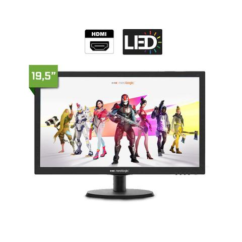 Imagem de Kit - Gamer Smart PC SMT81953 Intel i5 8GB (GTX 750TI 2GB) 1TB + Monitor 19,5