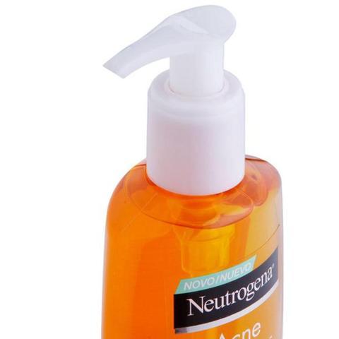Imagem de Kit Gel de Limpeza Neutrogena Acne Proofing 200mL  3 un.