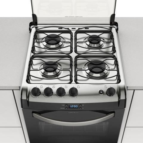 Imagem de Kit grelhas para fogões electrolux 4 bocas 52 ers