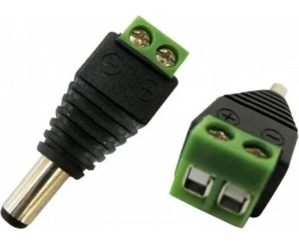 Imagem de Kit Instalação 8 Câmeras De Segurança Cabo Cftv E Conectores