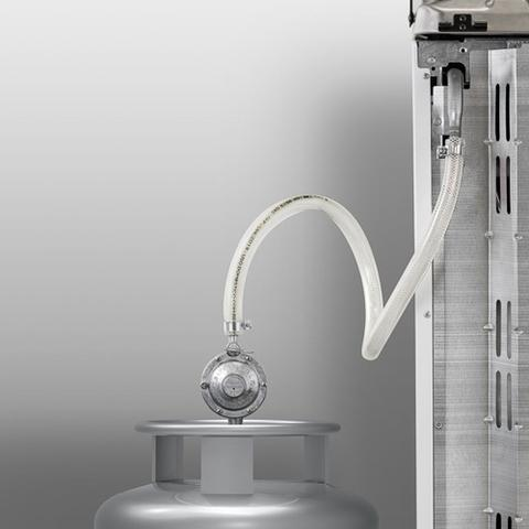 Imagem de Kit Instalação Gás GLP para Fogão de Piso Electrolux  1,25 m