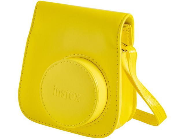 Imagem de Kit Instax Mini 9 Fujifilm Amarelo Banana
