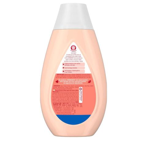 Imagem de Kit Johnson's Baby Cachos Definidos - Shampoo 400ml + Condicionador 200ml