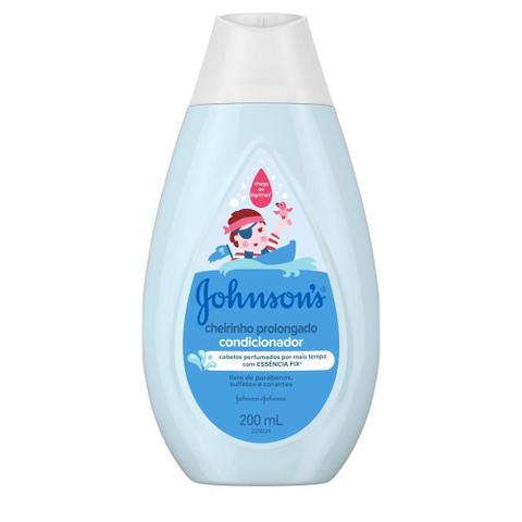 Imagem de Kit Johnson's Baby Cheirinho Prolongado - Shampoo 400ml + Condicionador 200ml