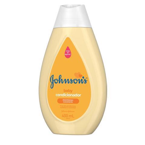 Imagem de Kit Johnson's Baby Regular: Shampoo 750ml + Condicionador  400ml
