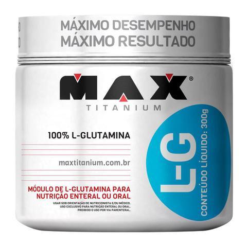 Imagem de Kit L- glutamina max 300g + l- arginine black 300g