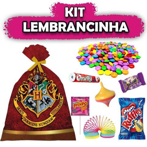 Imagem de Kit Lembrancinha Harry Potter 08 unidades