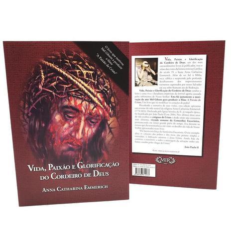 Imagem de Kit livro vida paixão e santissima virgem ana catarina emmerich