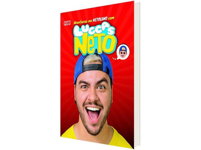 Imagem de Kit Livros Brincando com Luccas Neto + Luccas Neto