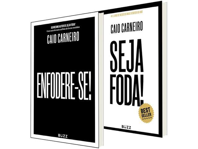Imagem de Kit Livros Caio Carneiro