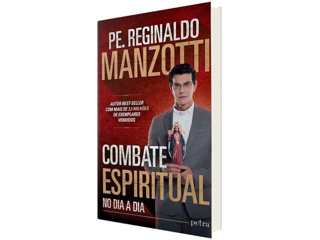 Imagem de Kit Livros Combate Espiritual no Dia a Dia e