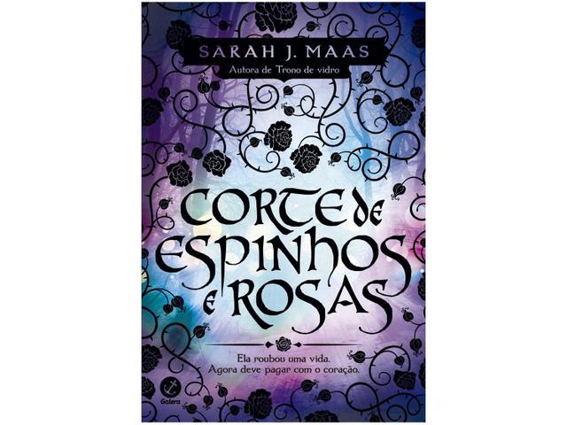 Imagem de Kit Livros Corte de Espinhos e Rosas