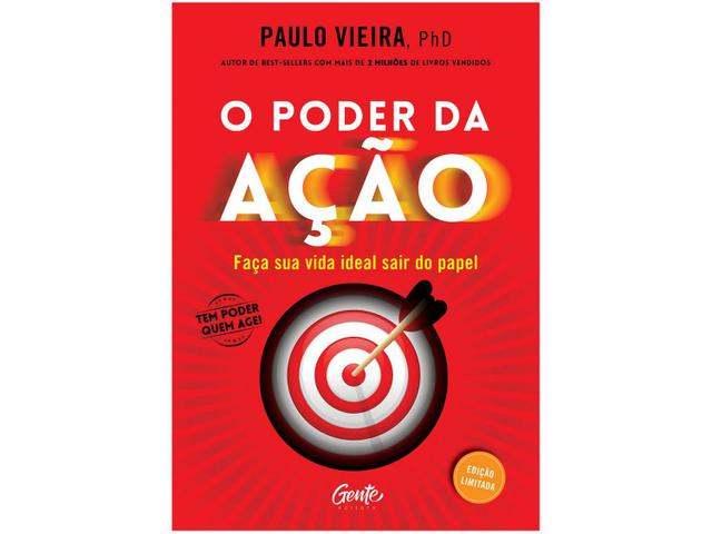 Imagem de Kit Livros de Paulo Vieira O Poder da Ação