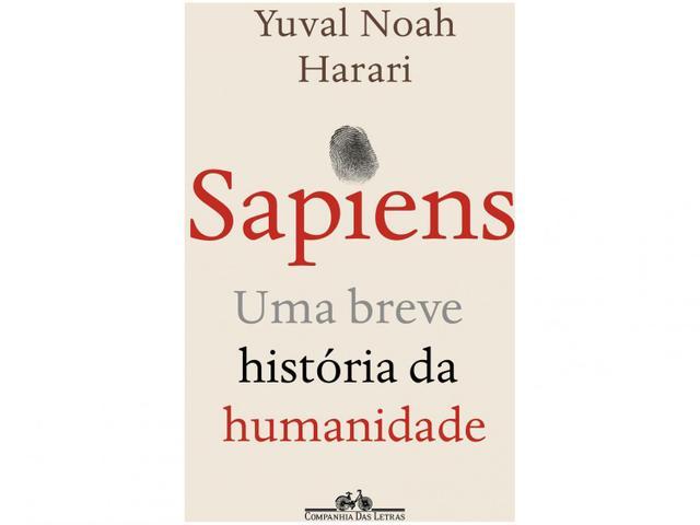 Imagem de Kit Livros Sapiens + Homo Deus + 21 Lições para o