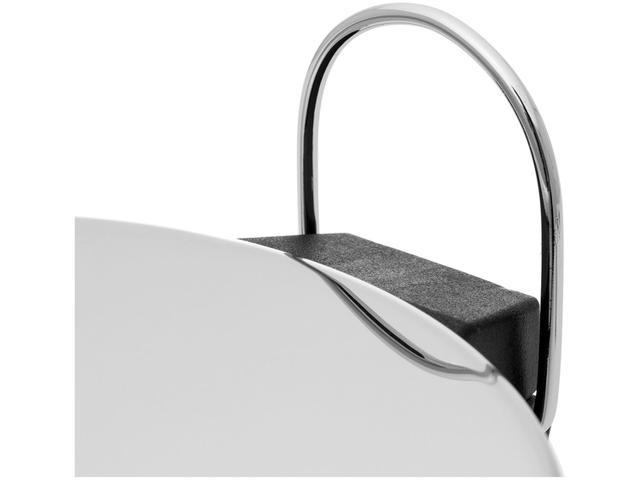 Imagem de Kit Lixeira Inox com Pedal com Tampa 3L e 5L Swiss