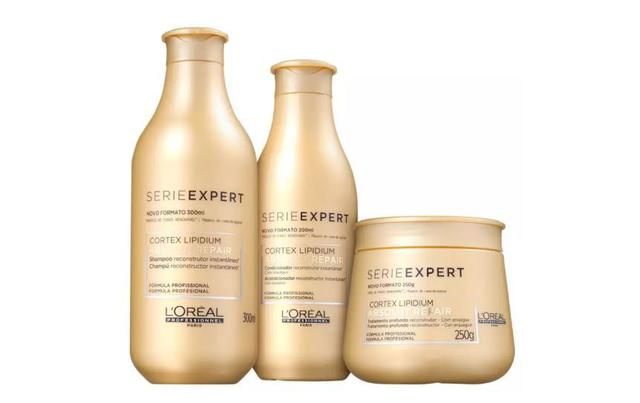Imagem de Kit LOréal Absolut Repair Lipidium Tratamento (3 Produtos)