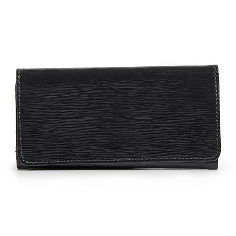 20070132a Imagem de Kit luma ventura bolsa malta + carteira lavínia preto black