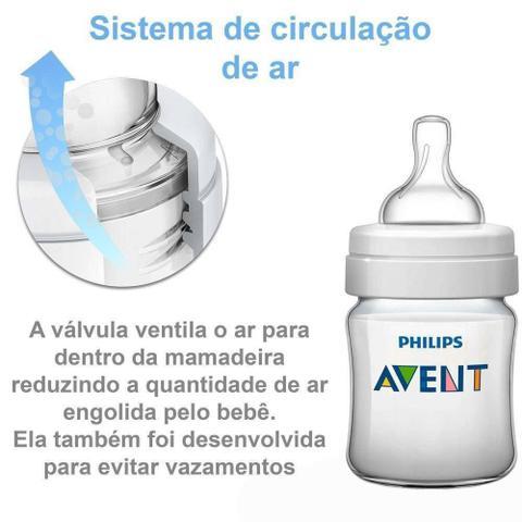 Imagem de Kit Mamadeiras Classic 260ML 2 Peças Philips AVENT SCF563/27