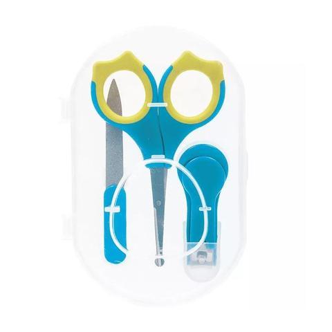 Imagem de Kit Manicure Baby Azul - Buba