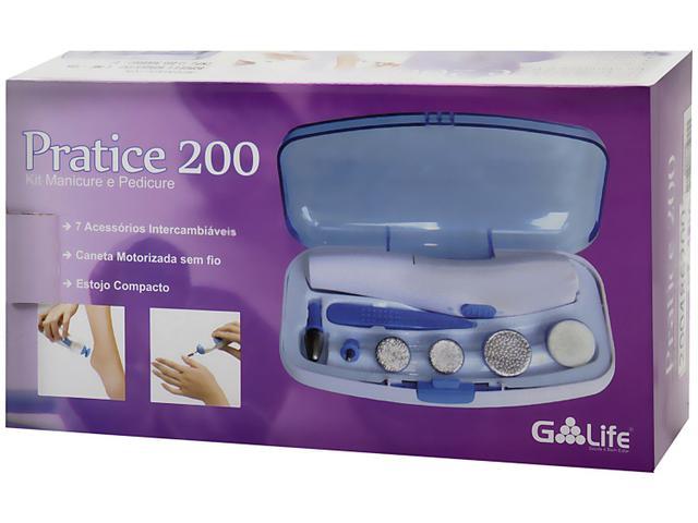 Imagem de Kit Manicure Pratice 200
