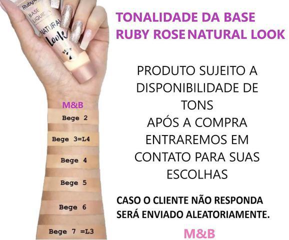 Imagem de Kit Maquiagem Completa Ruby Rose Luisance Brinde Necessaire