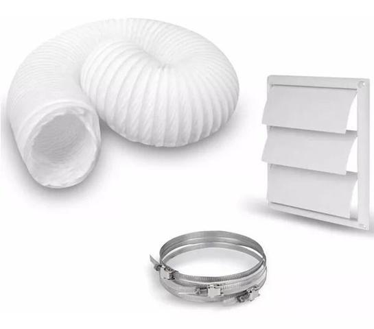 Imagem de Kit Masterlux para instalação de Coifas com grade móvel - Exaustão