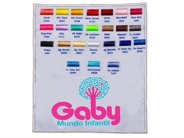 Imagem de Kit Maternidade Mamãe E Bebe 5p Gabrielly Mala Mochila Personalizada
