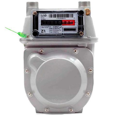 Imagem de Kit Medidor Lao G-1,6 + Regulador Bp 2202