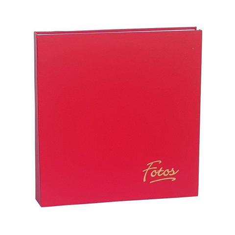 Imagem de Kit Mega Álbum Vermelho e Cristo 500 Fotos 10x1