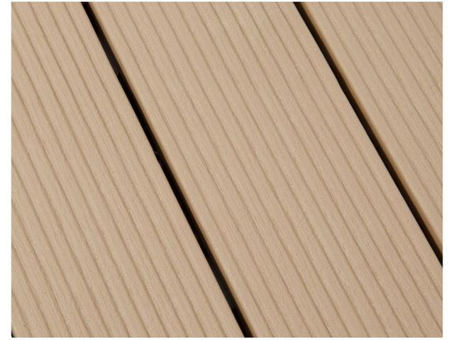 Imagem de Kit Mini Deck de Polipropileno Frisado Cumaru