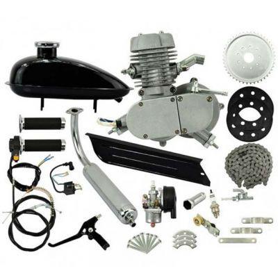 Imagem de Kit Motor Bicicleta 2t 80cc Mbk801