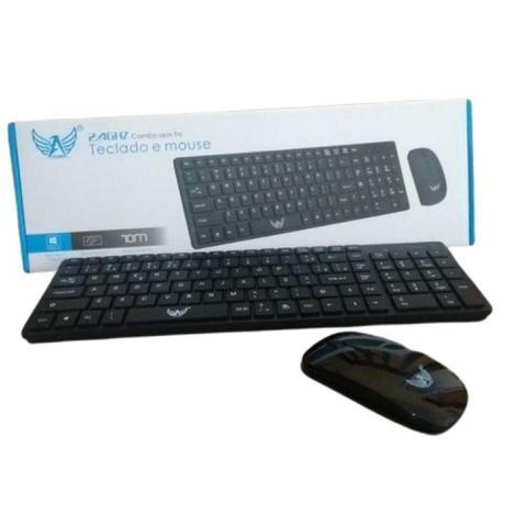 Kit Teclado e Mouse A-9020 Altomex
