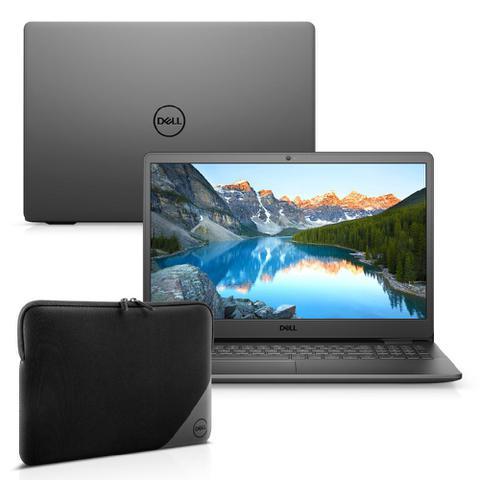 "Notebook - Dell I15-3501-m20pc I3-1005g1 1.20ghz 4gb 128gb Ssd Intel Hd Graphics Windows 10 Home Inspiron - C/ Capa 15,6"" Polegadas"