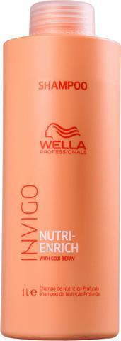 Imagem de Kit Nutri Enrich Shampoo, Condicionador e Máscara - Wella