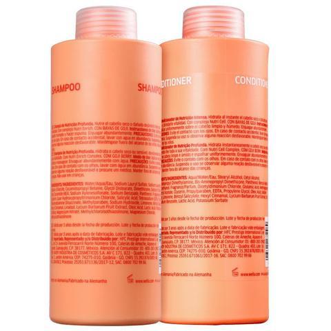 Imagem de Kit Nutri-Enrich Shampoo Condicionador - Wella Professionals