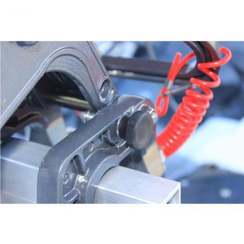 Imagem de Kit Pantaneiro Jet Turbo Cut + Acelerador remoto + Suporte Universal