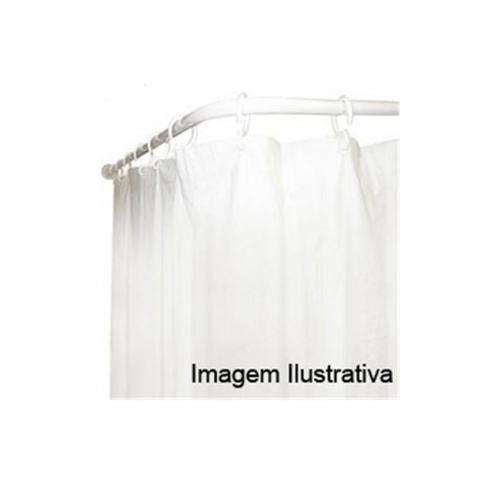 Imagem de Kit para Box com Tubo em ''L'' 100x100cm Branco