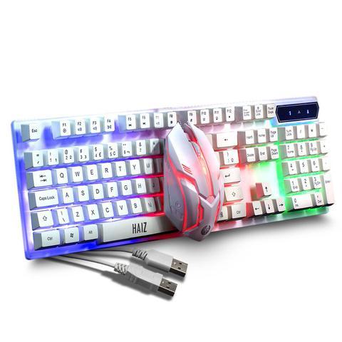 Kit Teclado e Mouse Hz400 Haiz