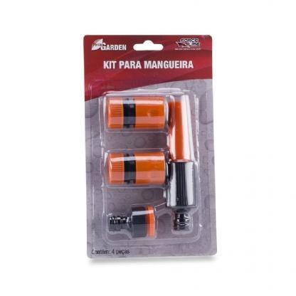 Imagem de Kit para Mangueira com 4 Peças Forceline