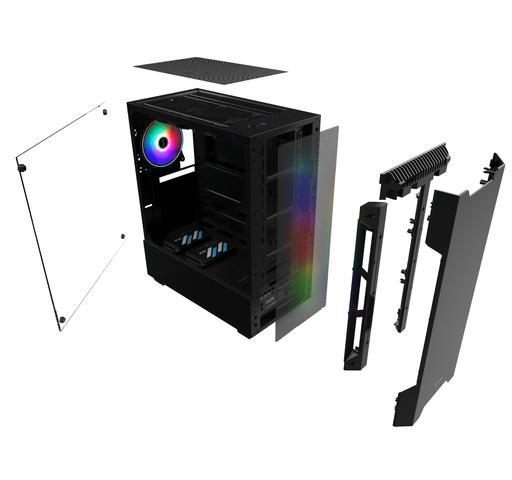 Imagem de KIT - Pc Gamer Smart PC SMT81778 i5 8GB (GT 1030 2GB) 1TB