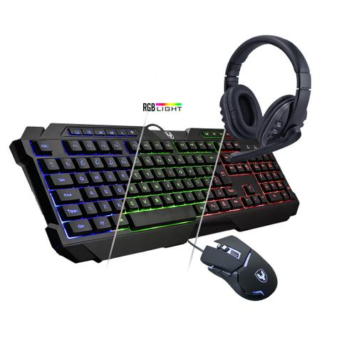 Imagem de Kit PC Gamer Smart SMT81467 Intel i5 8GB (GeForce GTX 1650 4GB) 1TB + Monitor 19,5 + Cadeira Gamer