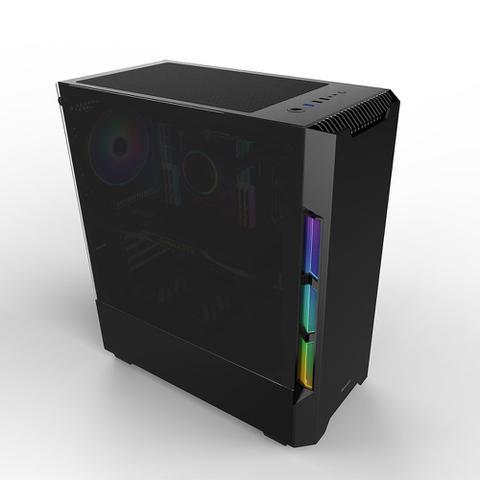 Imagem de Kit PC Gamer Smart SMT81487 Intel i5 8GB (RX 580 8GB) SSD 480GB + Monitor 19,5