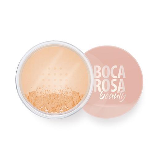 Imagem de Kit Pele Boca Rosa - Corretivo, Base E Pó