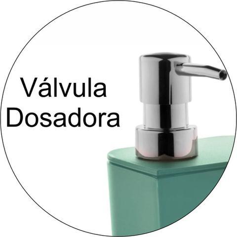 Imagem de Kit Pia Para Louça Escorredor 10 Pratos + Suporte Detergente e Bucha 650ml