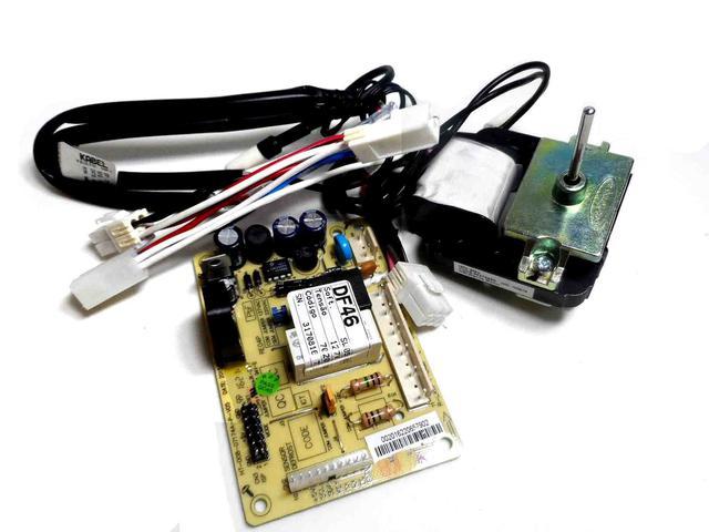 Imagem de Kit Placa Sensor 127V Refrigerador Electrolux 70001453