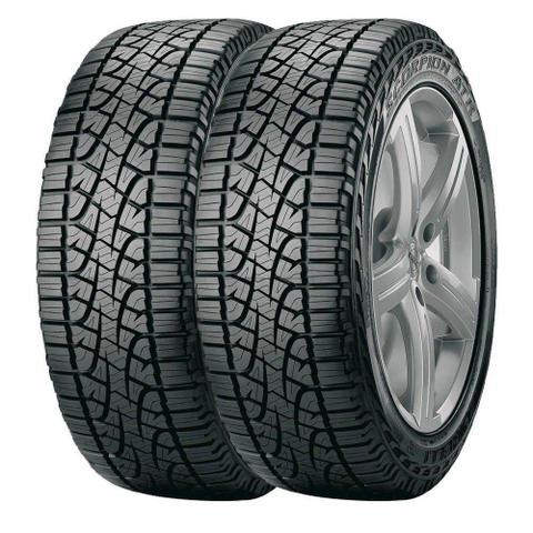 Imagem de Kit pneu aro 16 - 235/60r16 100h scorpion pirelli 2 peças