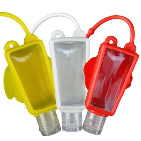 Imagem de Kit Porta Álcool em Gel Portátil 30ml 6 peças Infantil 3 CBRN16242