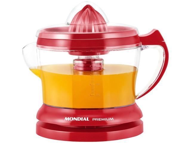 Imagem de Kit Premium Inox Gourmet Red IV Mondial