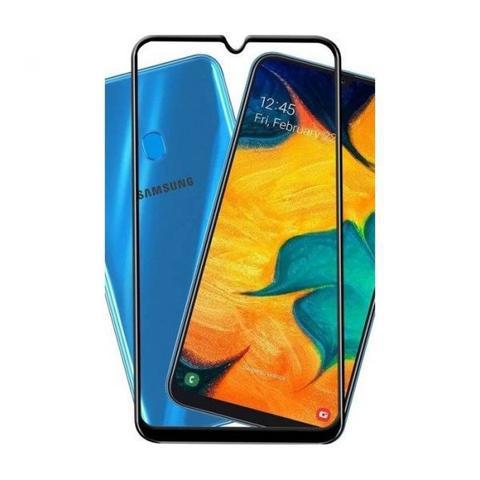 Imagem de Kit Proteção 3D Capa Anti Shock Samsung Galaxy A20 + Pelicula Blindada de Vidro 3D