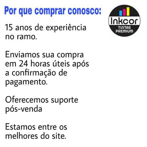 Imagem de Kit Recarga Cartucho 500ml no Total Compatível com HP 662 122 901 74 60 664 61 75 21 27 56 22 28 74